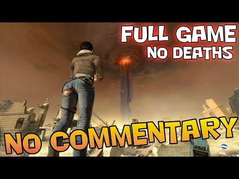 Half-Life 2: Episode 1 - Full Walkthrough - 【60FPS】 【NO Commentary】