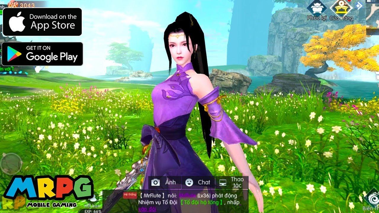 Eternal Love M – Game Nhập Vai 3D Thế Giới Mở SIÊU ĐẸP hỗ trợ Tiếng Việt CỰC CHUẨN