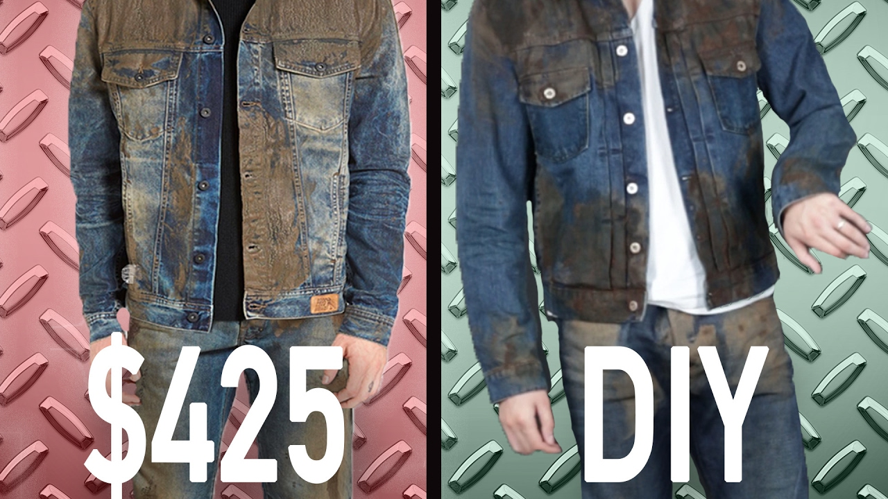 Nordstrom Sells Muddy Jeans for Hundreds of Dollars