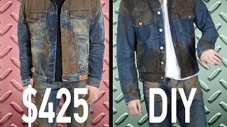 $425 Muddy Jeans Vs. DIY