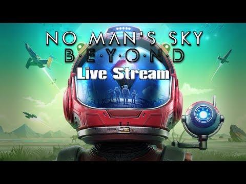 HORA DE EXPLORAR E RECUPERAR MINHA BASE - No Man's Sky Live Ep2 + vídeo