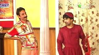 1 Best of Iftekhar Thakur and Sajan Abbas Full Comedy Funny Clip  YouTube