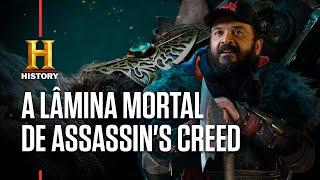 Hidden Blade | Desafio Sob Fogo & Assassin's Creed Valhalla | HISTORY
