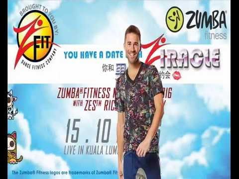 Promo Video: Zumba Fitness Mega Party Kuala Lumpur 2016