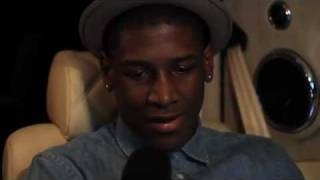 EXCLUSIVE: Labrinth visits Celebrity Gaming Club to play PS3.