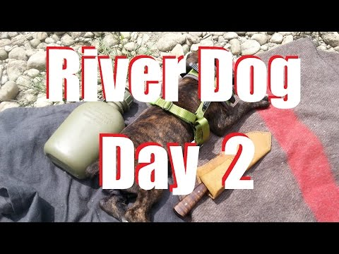 "River Time Picnic on Great Miami Starring ""Olive Oyl"" Part: 2 Crafted Channel"