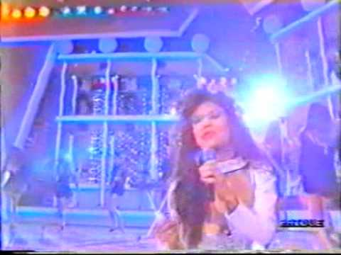 Nia Peeples High Time Performance on Italian Tv
