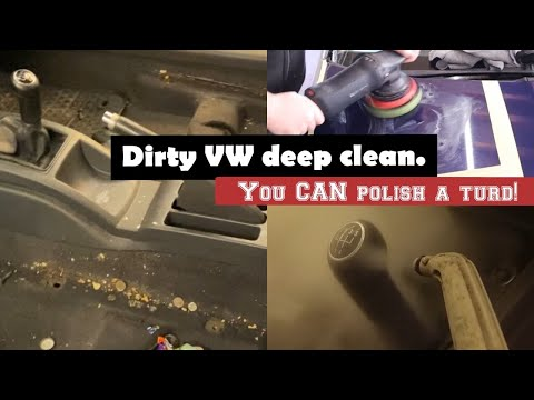 cleaning-a-really-dirty-vw-volkswagen-polo-car