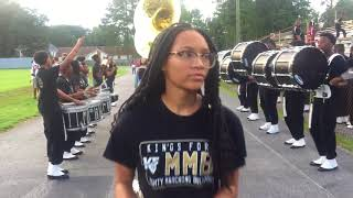 King's Fork High School Mighty Marching Bulldogs 2018-2019 Tunnel