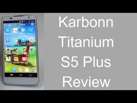 Karbonn Titanium S5 Plus Android Lollipop Videos - Waoweo