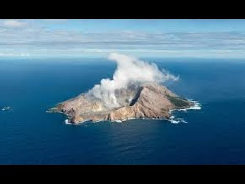 New Zealand Volcanic Eruption 1st Time In 20yrs! Will It Erupt Again?