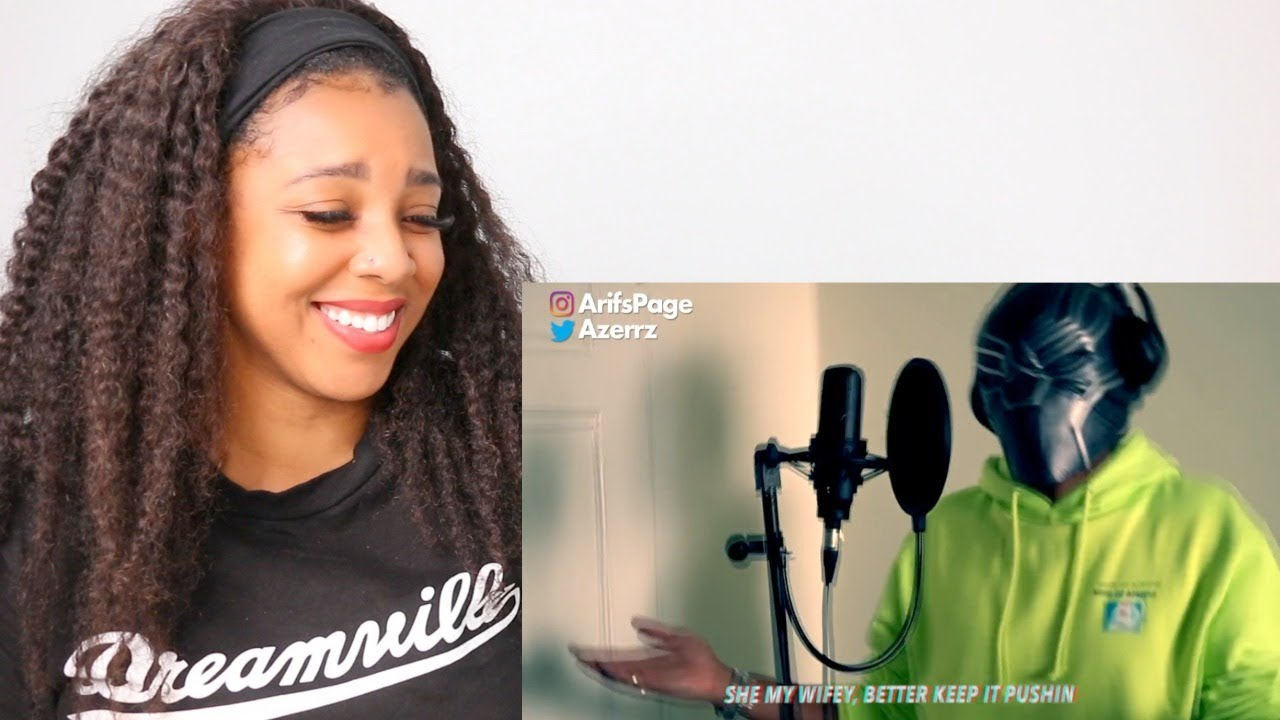 AZERRZ - RAP SONGS IN VOICE IMPRESSIONS 2019 (PENNYWISE, BLACK PANTHER, STEWIE & MORE)  | Reaction