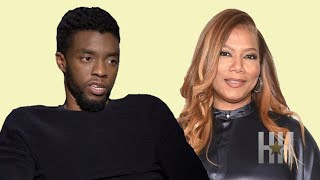 Chadwick Boseman Concerns Fans. Plus, Queen Latifah Is Crushing On This Model