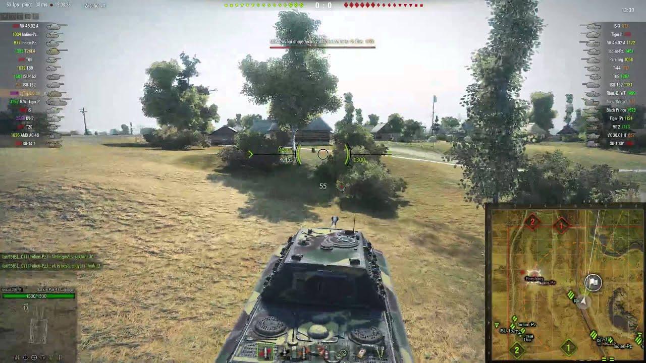 Download World of Tanks CZ - záznam streamu z 1.5.2014