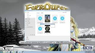 How to install and play Everquest on Project1999 P99 server