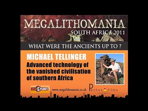 Michael Tellinger - Advanced Technology of Ancient South Africa FULL LECTURE part 2