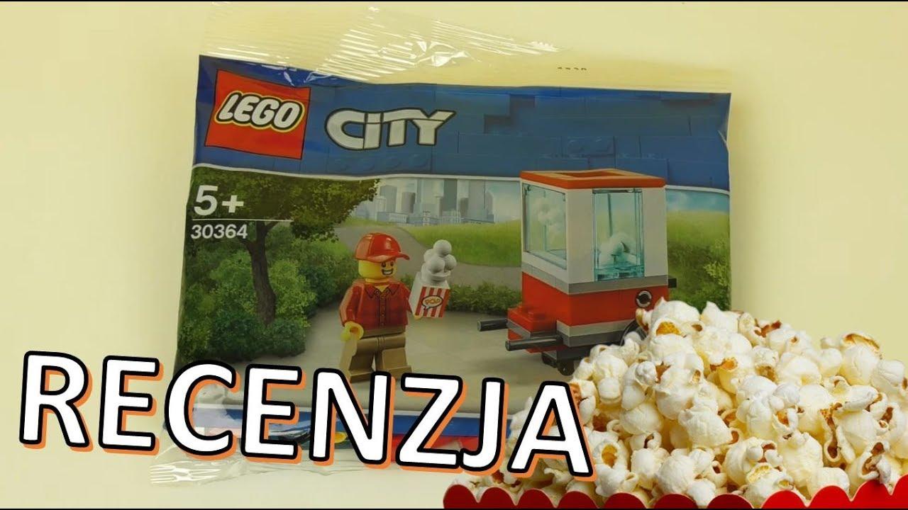 Lego City Wózek Z Popcornem 30364 Recenzja Youtube