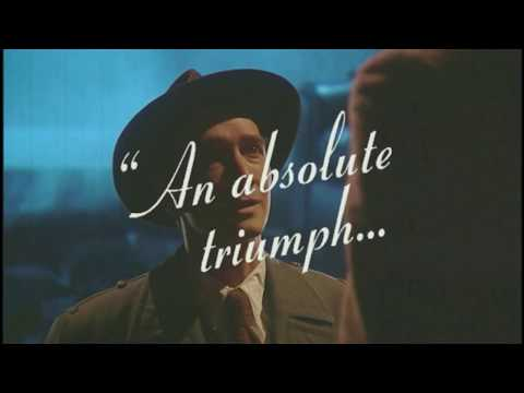 The Knee High Production of Noël Coward's Brief Encounter - Trailer