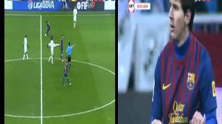 Real Madrid 1-3 barca or referee