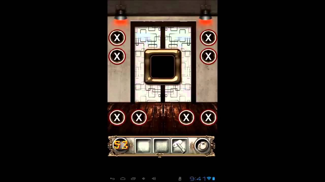 100 Doors Floors Escape Level 53 Walkthrough Youtube