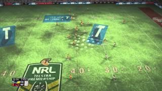 Rugby League Live 2 | Greatest Comeback Ever | Brisbane vs Cowboys