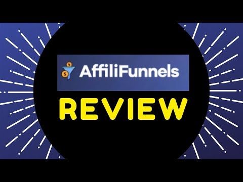 AffiliFunnels Review - Must Watch Before You Buy AffiliFunnels!. http://bit.ly/2L0HGWi