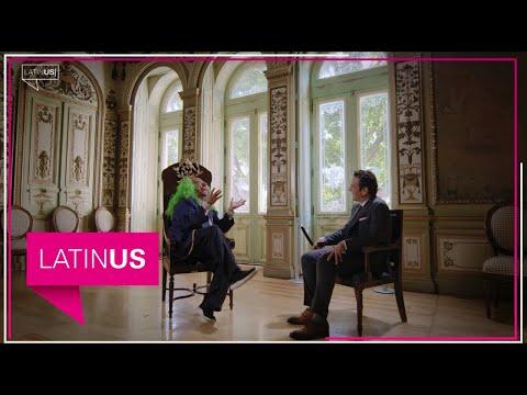 """Documental """"La Nueva Normalidad"""": @brozo xmiswebs  en el palacio de @Carlos Loret"""