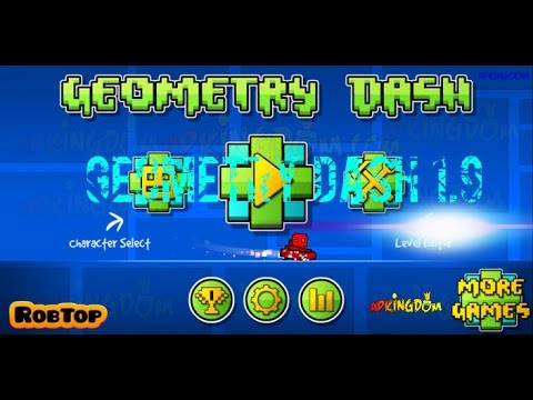Geometry Dash 1.9 Pro - Sistema Android