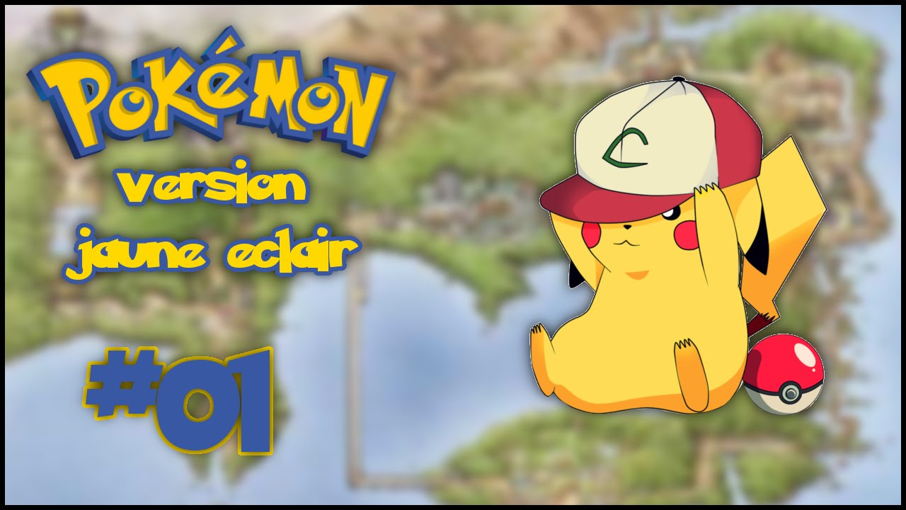 pokemon jaune eclair gba gratuit
