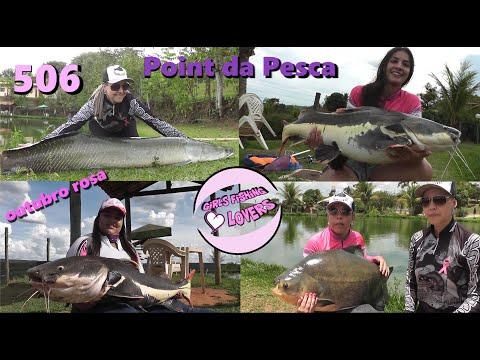Point da Pesca - Evento Girls Fishing Lovers Outubro Rosa - Fishingtur 506