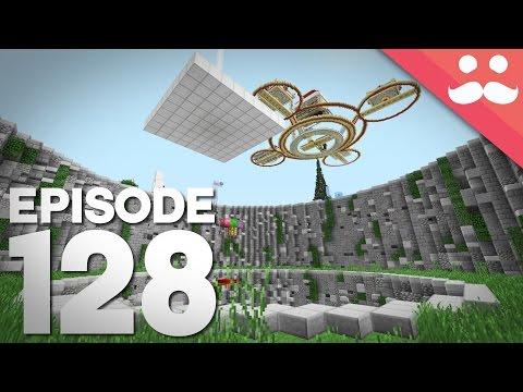 Hermitcraft 4: Episode 128 - New Base Looks EPIC!