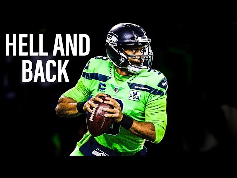 "Russell Wilson ""Hell and Back"" (2016-17 Highlights)"