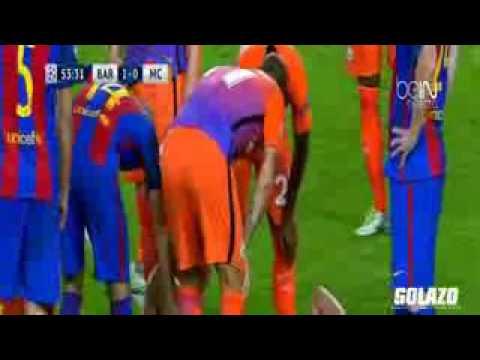 Download FC Barcelona vs Manchester City 4 0 All Goals & Highlights 19 10 2016