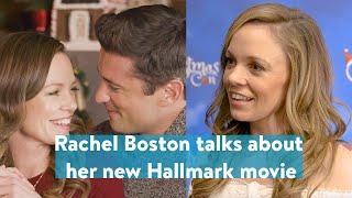 Rachel Boston on her new Hallmark Channel movie - Sling TV