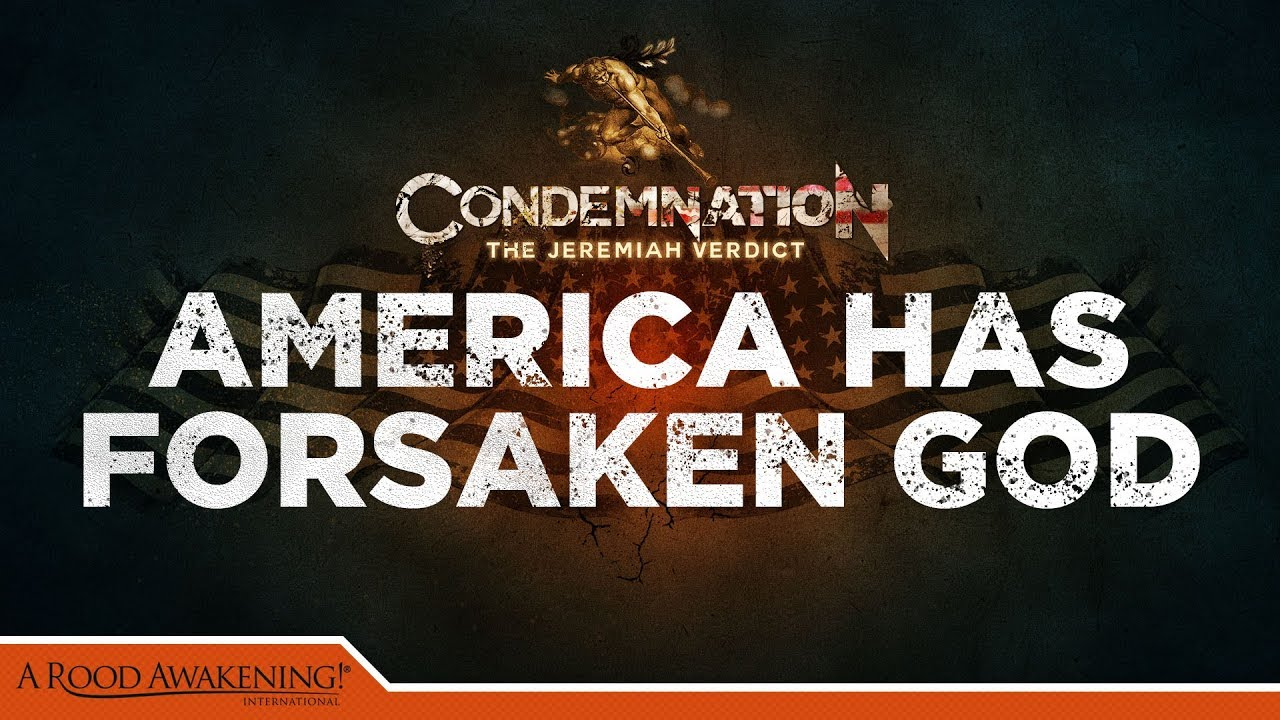 America Has Forsaken God⎢FULL EPISODE