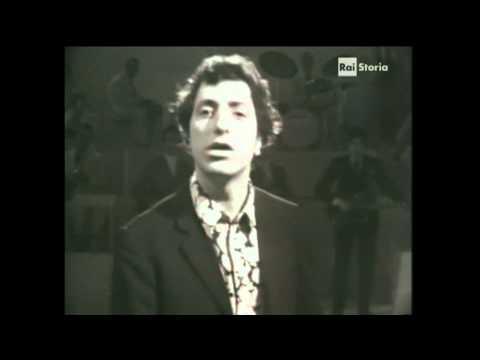 Pippo Franco - Vedendo la Foto di Bob Dylan (Rai Tv 1967)