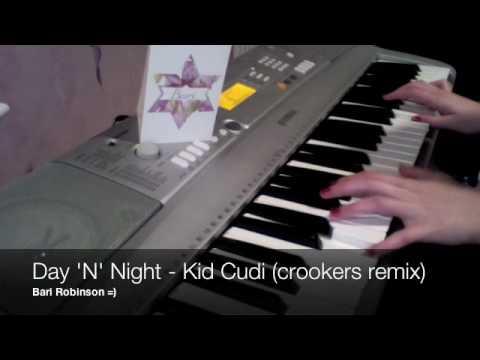 Day n' Night - Kid Cudi on piano