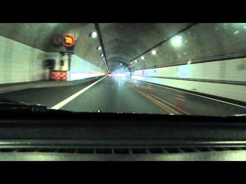 Highway Driving on Japanese Toll Roads