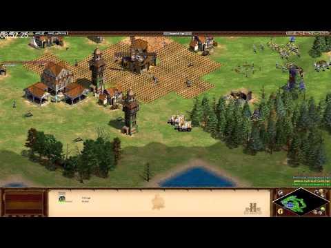 Dread.[1мар 2015 МАРАФОН] Age of Empires II: HD Edition p1