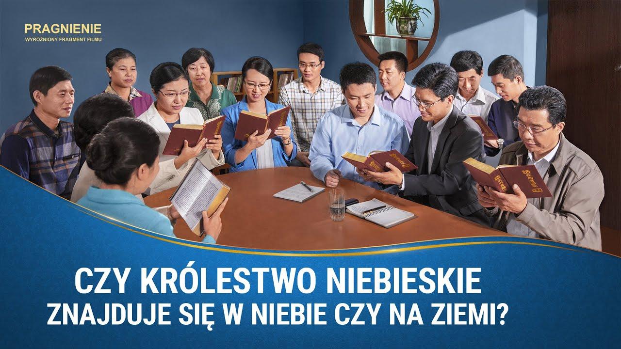 """Film chrześcijański """"Pragnienie"""" Klip filmowy (4) – Czy Królestwo Niebieskie znajduje się w niebie czy na ziemi?"""