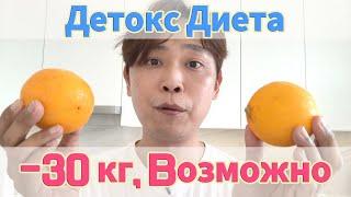 постер к видео Детокс лимонная диета // Быстрая диета // Самая простая диета для похудения // Летняя диета