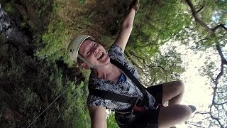 GoPro: Jungle Zipline