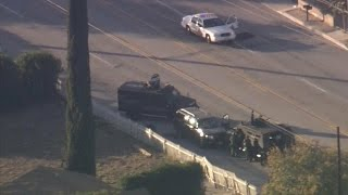 Police: San Bernardino shooting suspects arrived prepared for deadly battle