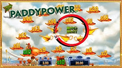 Hitting the BIG MONEY on Genie Jackpots - PADDY POWER Online Slots !