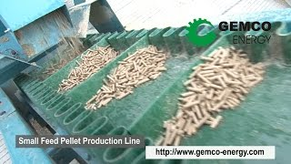 How to make feeds with small feed mill plant?