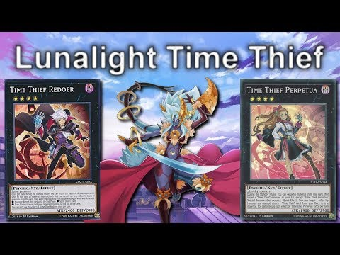 Yu-Gi-Oh! Online - LUNALIGHT TIME THIEF 2020 (MR5)