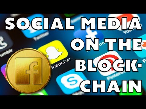 Facebook Coin? Social Media on the Blockchain