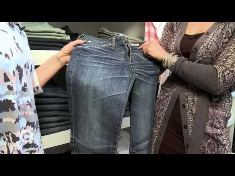 Lisa and Lori Talk Jeans