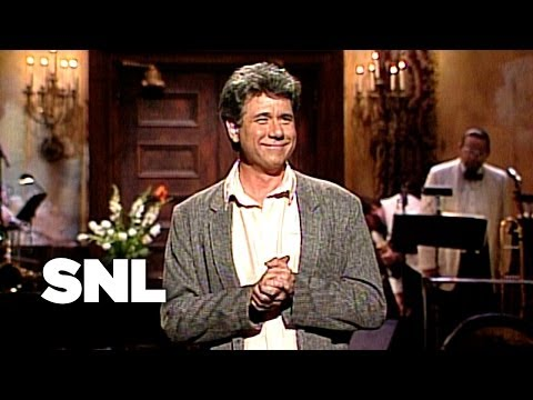 John Larroquette Monologue: Two Emmys - Saturday Night Live