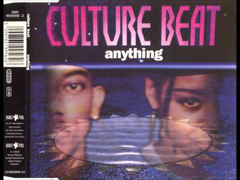 Culture Beat - Anything MAXI [FLAC]